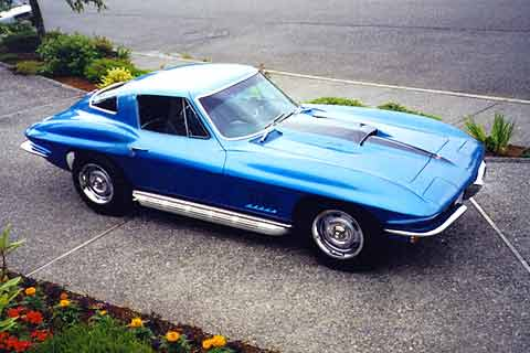 1967 Corvette L88 427 430hp
